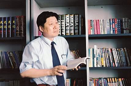 张瑞敏推荐的书-百晓生